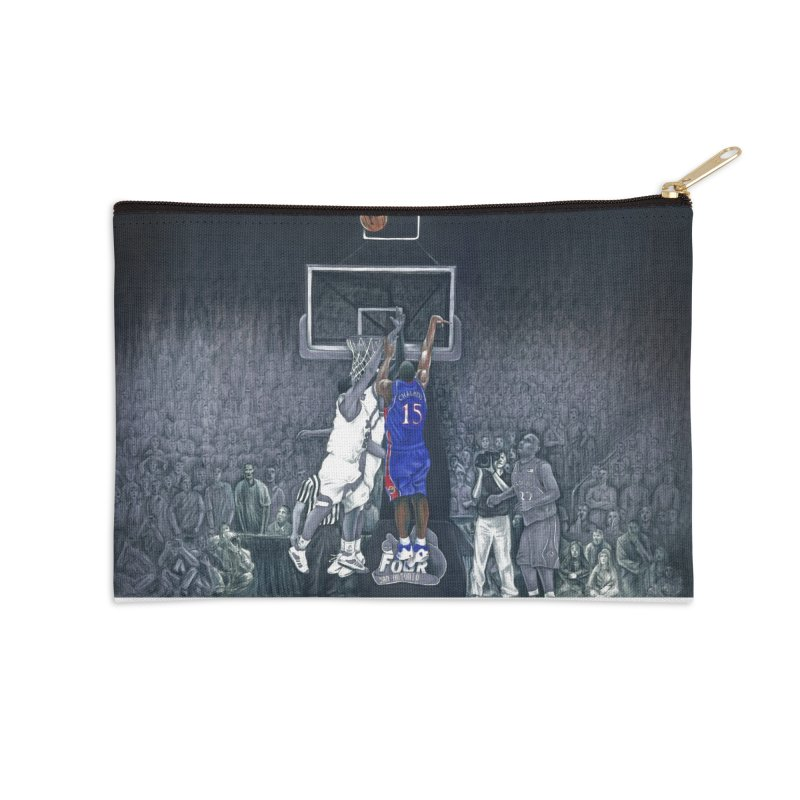 The Shot Accessories Zip Pouch by redleggerstudio's Shop