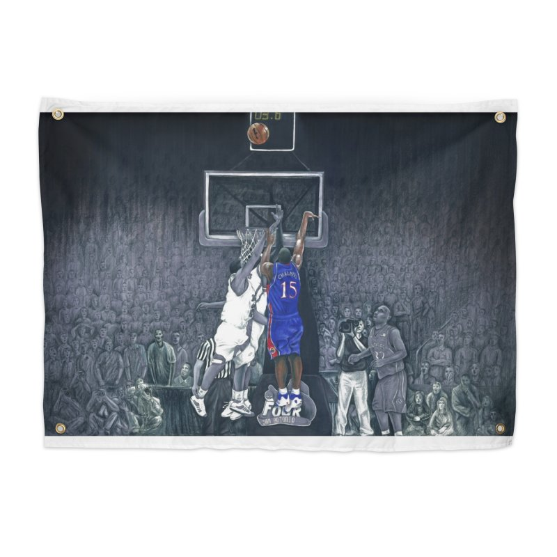 The Shot Home Tapestry by redleggerstudio's Shop