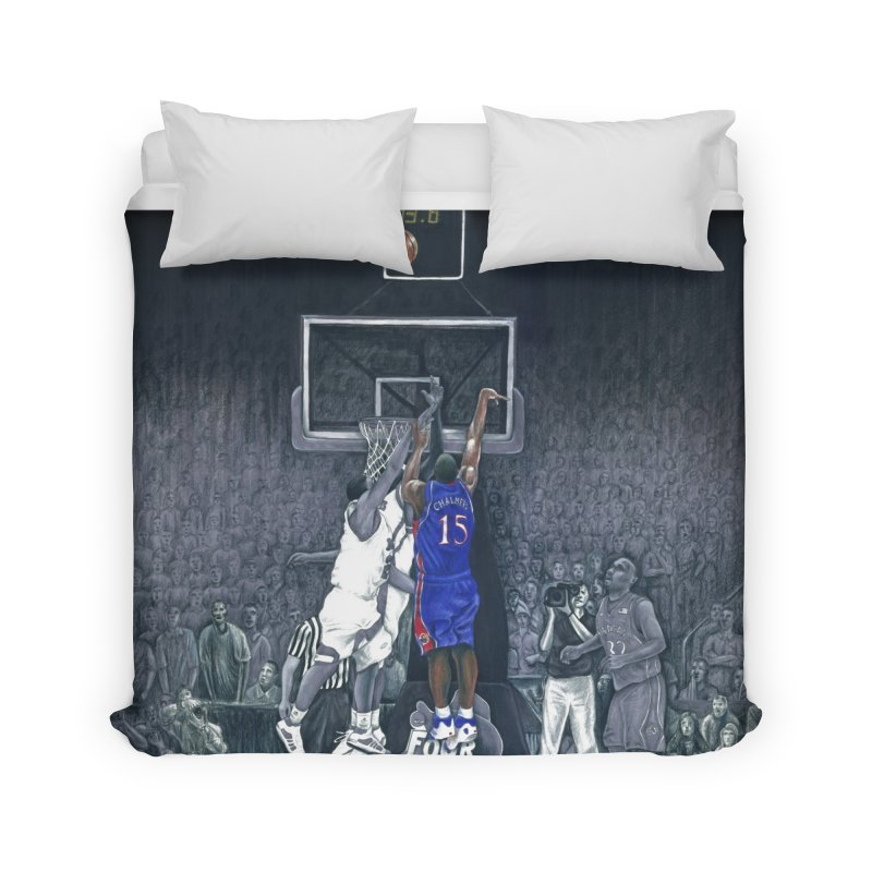 The Shot Home Duvet by redleggerstudio's Shop