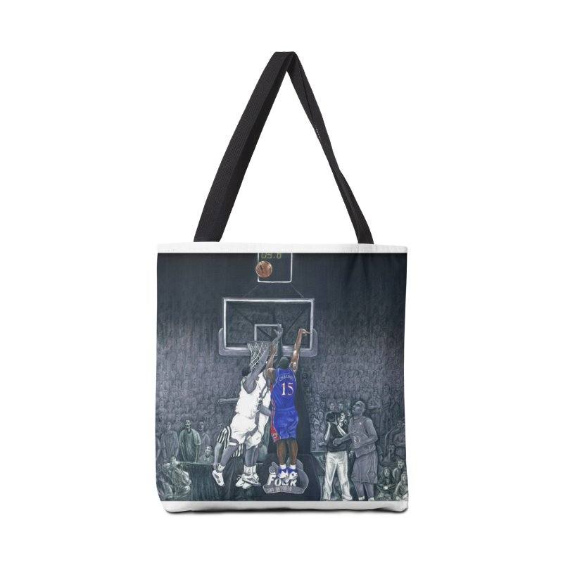 The Shot Accessories Tote Bag Bag by redleggerstudio's Shop
