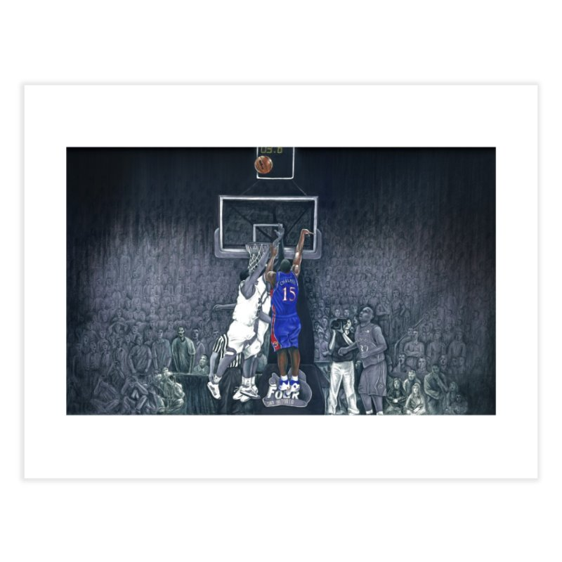 The Shot Home Fine Art Print by redleggerstudio's Shop