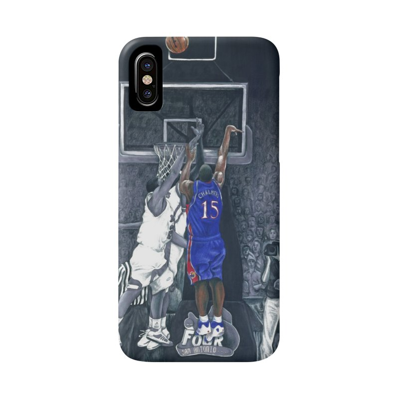 The Shot Accessories Phone Case by redleggerstudio's Shop