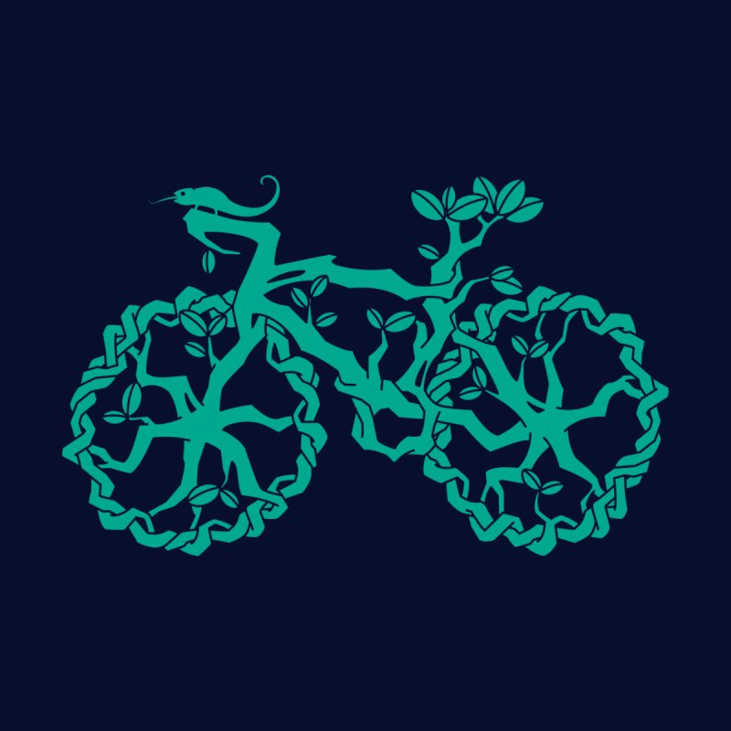 Bike Tree None  by redmunky's Artist Shop