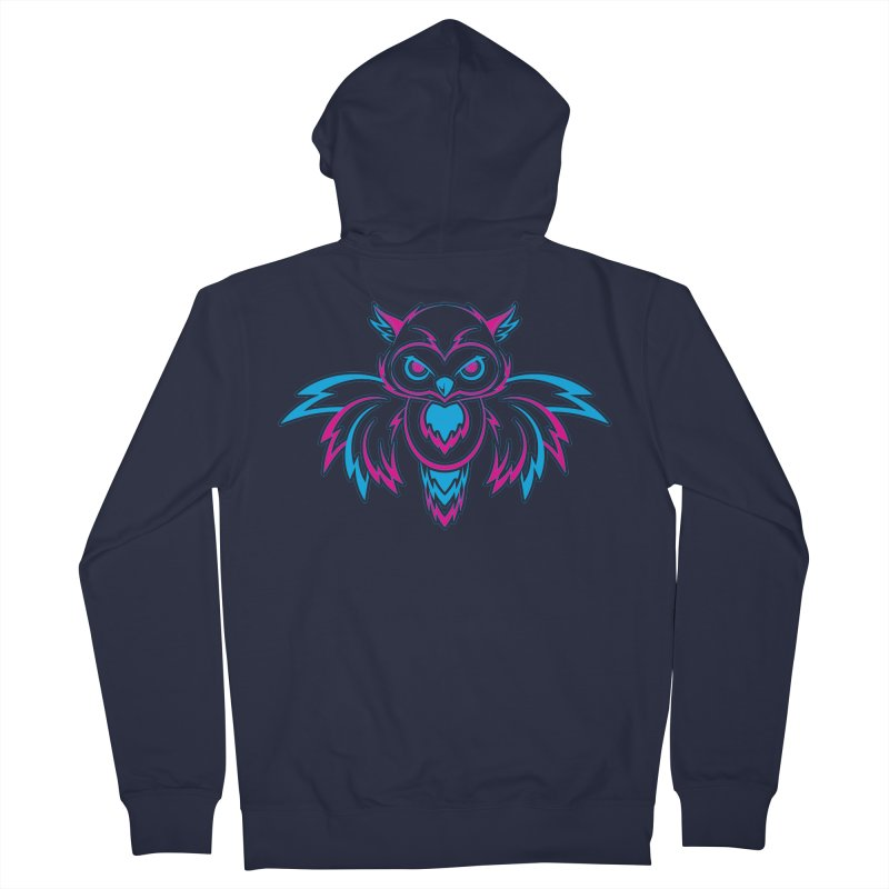 Seeker Women's Zip-Up Hoody by redmunky's Artist Shop