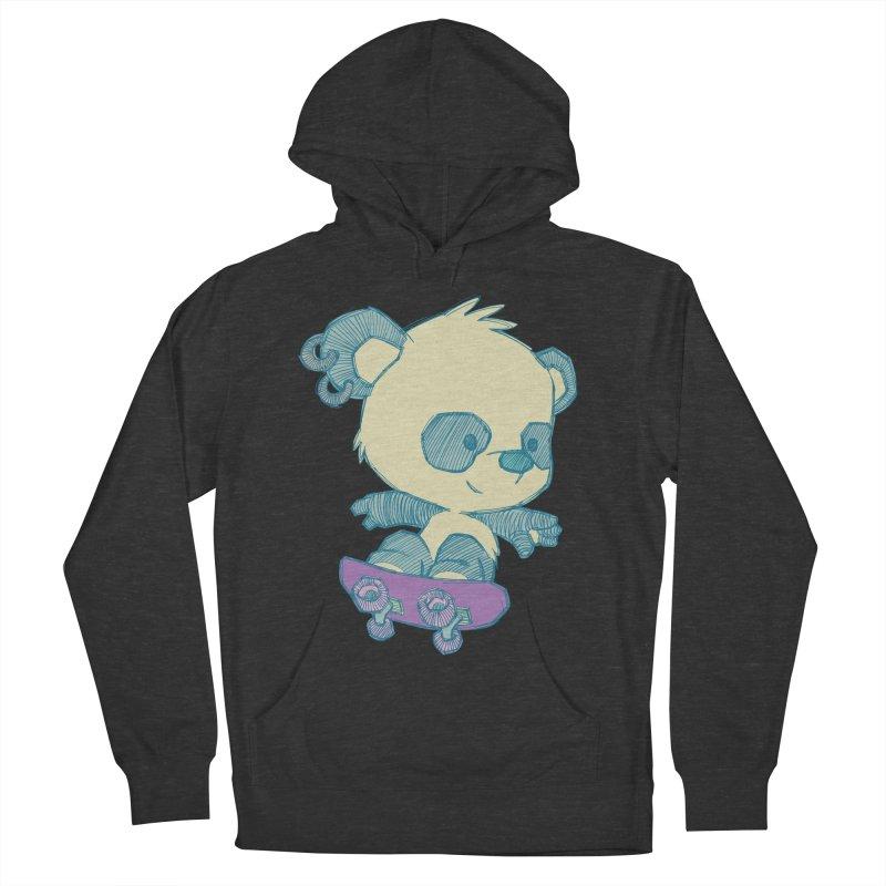 PandaSk8 Women's Pullover Hoody by redmunky's Artist Shop