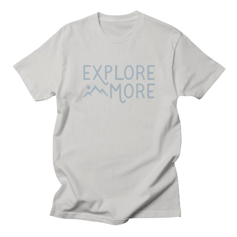 Explore More in Men's Regular T-Shirt Stone by Red Pixel Studios