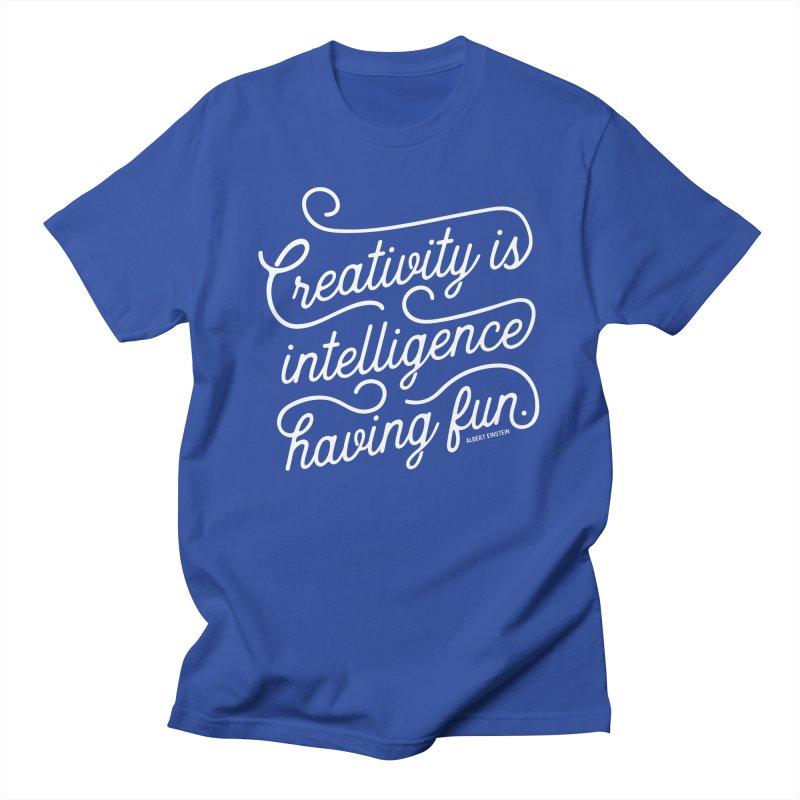 Creativity Women's T-Shirt by Red Pixel Studios