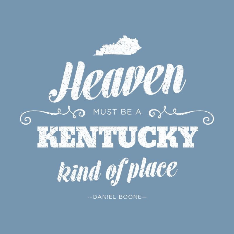 A Kentucky Kind of Place Women's T-Shirt by Red Pixel Studios