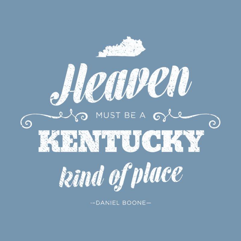 A Kentucky Kind of Place Women's Longsleeve T-Shirt by Red Pixel Studios