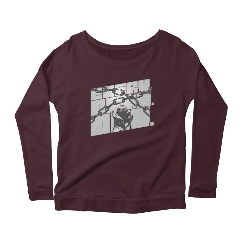 Every. Damn. Day. Women's Longsleeve T-Shirt by Red Robot