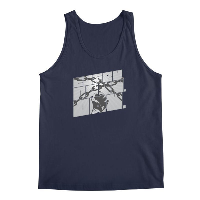 Every. Damn. Day. Men's Tank by Red Robot