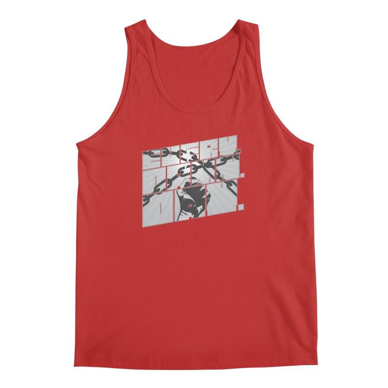 Every. Damn. Day. Men's Regular Tank by Red Robot