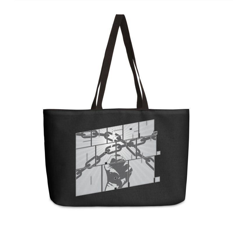 Every. Damn. Day. Accessories Weekender Bag Bag by Red Robot