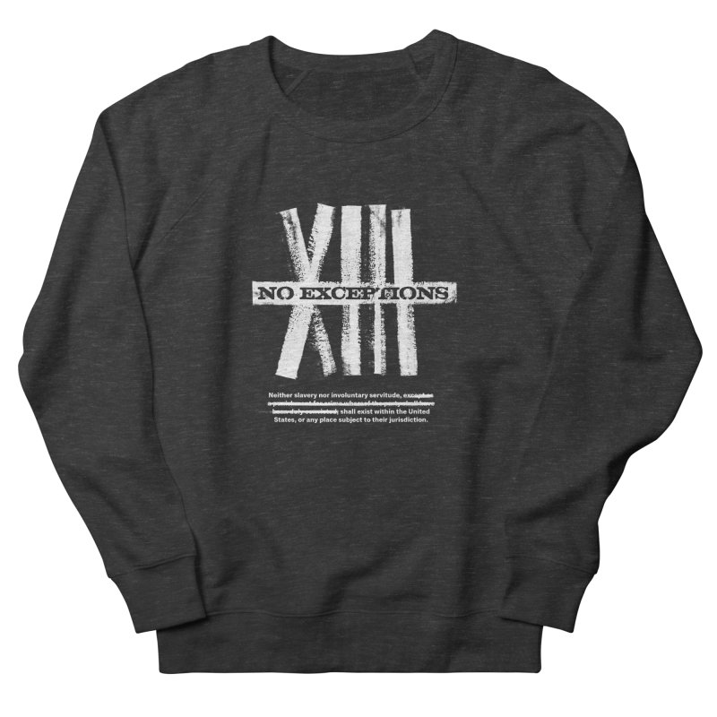 13th Women's French Terry Sweatshirt by Red Robot