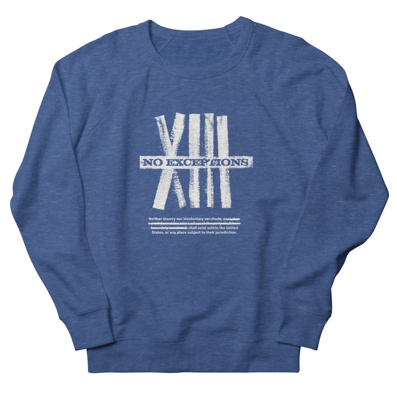 13th Women's Sweatshirt by Red Robot