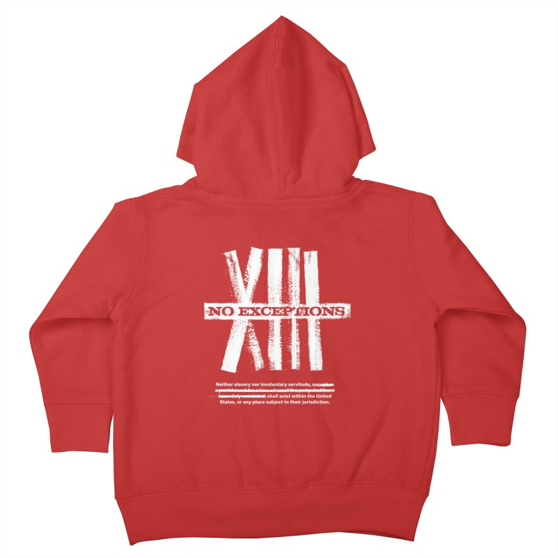 13th Kids Toddler Zip-Up Hoody by Red Robot