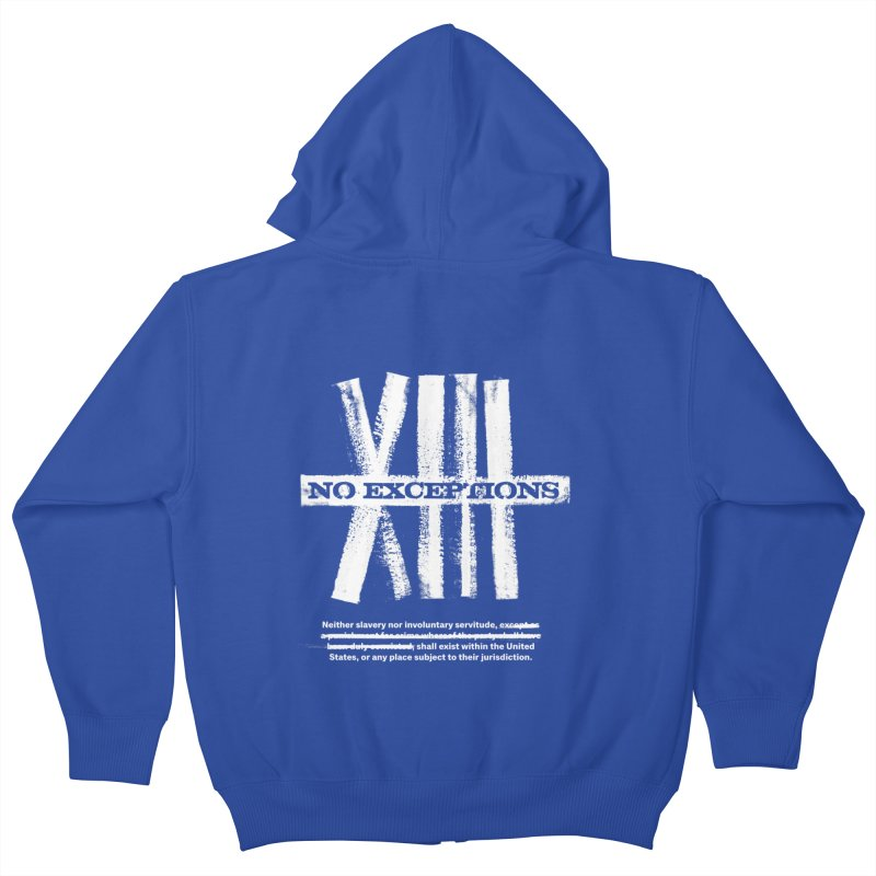 13th Kids Zip-Up Hoody by Red Robot