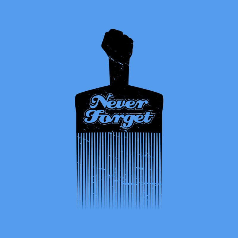 Never Forget Men's Classic T-Shirt by Red Robot