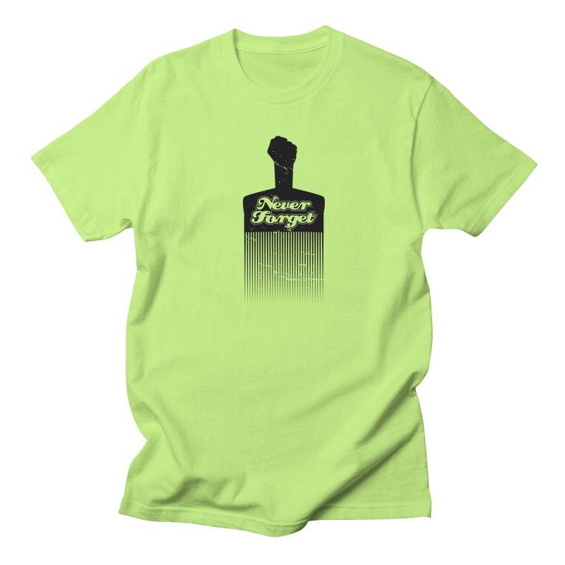 Never Forget Women's Regular Unisex T-Shirt by Red Robot
