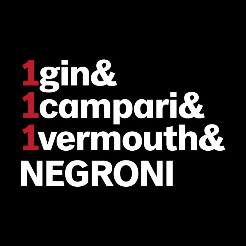 Negroni! by Red Robot