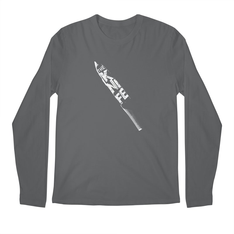 The Kitchen Knife Men's Longsleeve T-Shirt by Red Robot