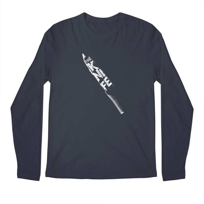 The Kitchen Knife Men's Regular Longsleeve T-Shirt by Red Robot