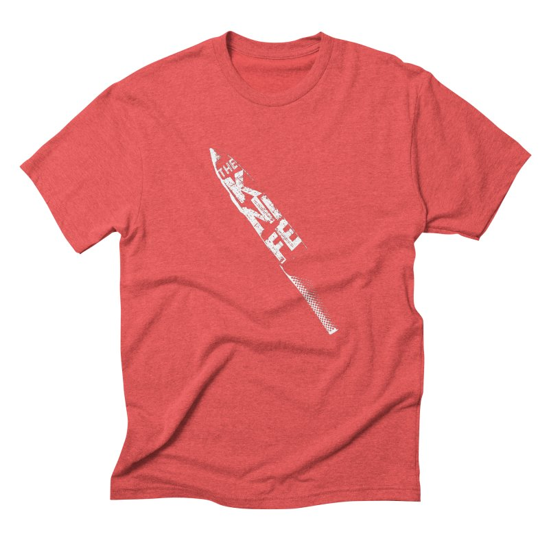 The Kitchen Knife Men's Triblend T-shirt by Red Robot