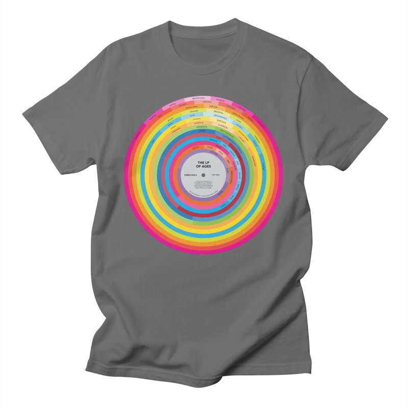 LP of Ages Women's T-Shirt by Red Robot