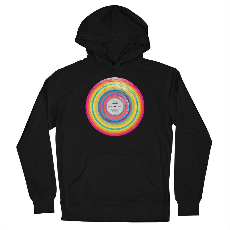 LP of Ages Men's Pullover Hoody by Red Robot