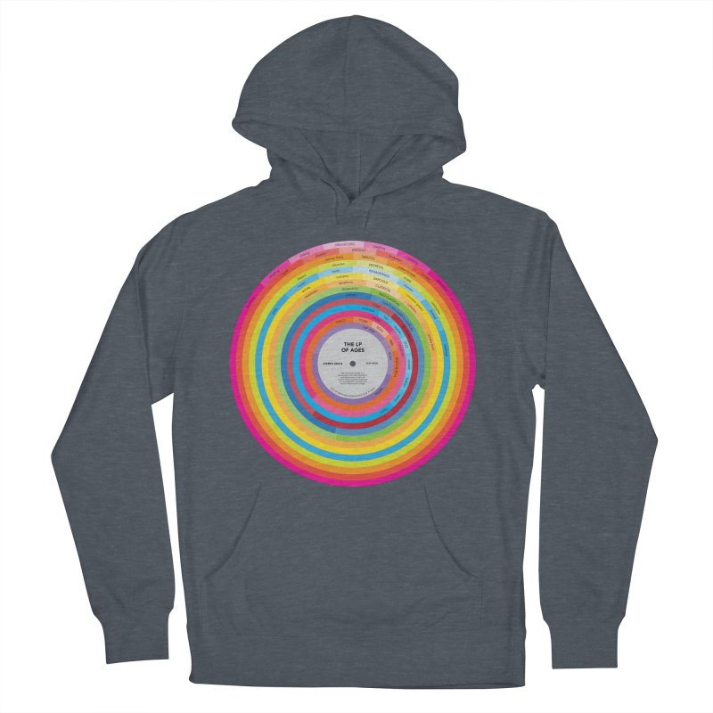 LP of Ages Women's Pullover Hoody by Red Robot