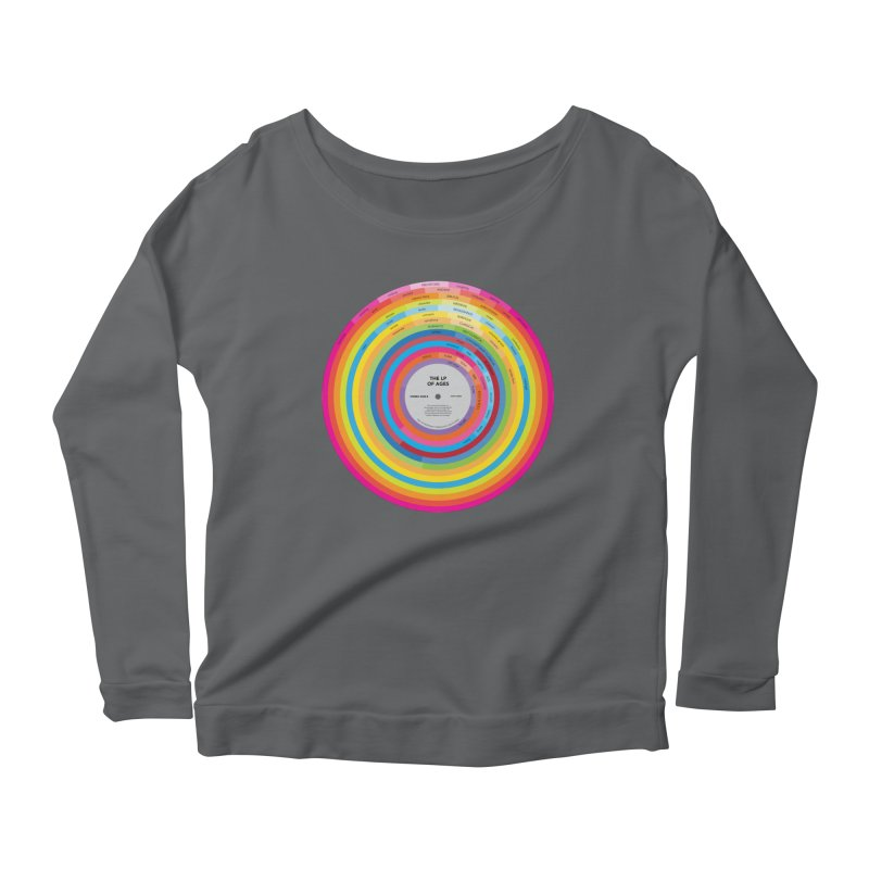 LP of Ages Women's Longsleeve T-Shirt by Red Robot