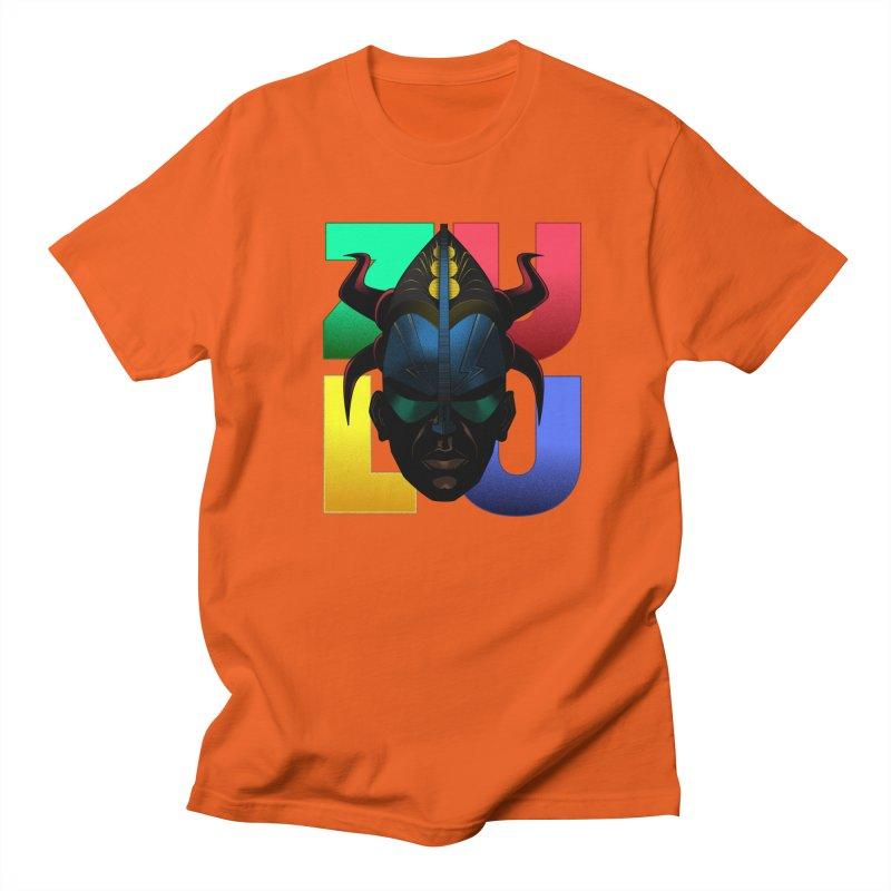 Zulu Men's T-Shirt by Red Robot