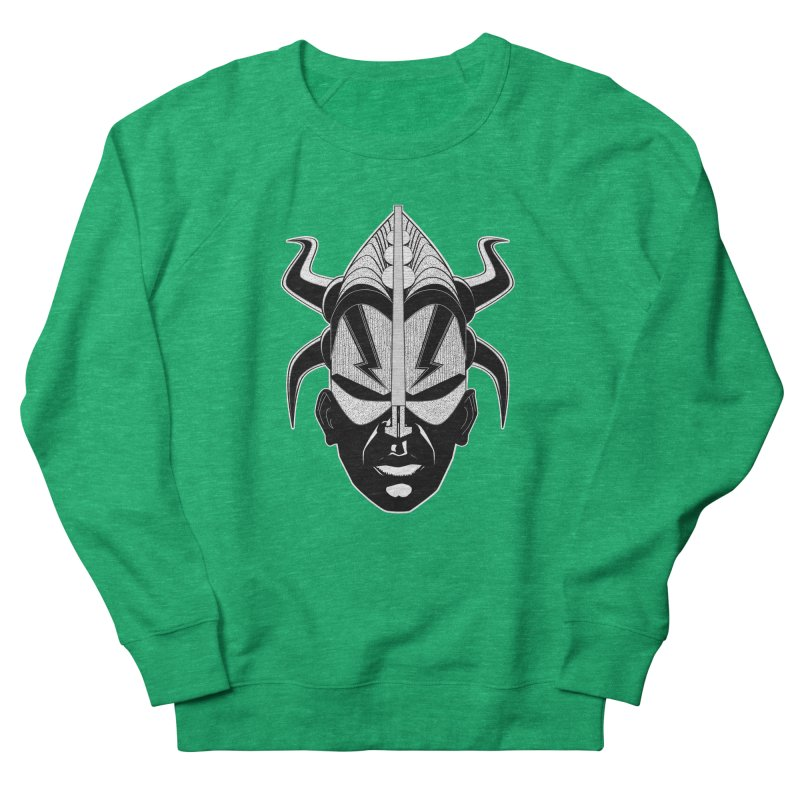 Zulu Men's French Terry Sweatshirt by Red Robot