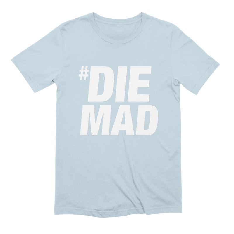 Die Mad Men's Extra Soft T-Shirt by Red Robot