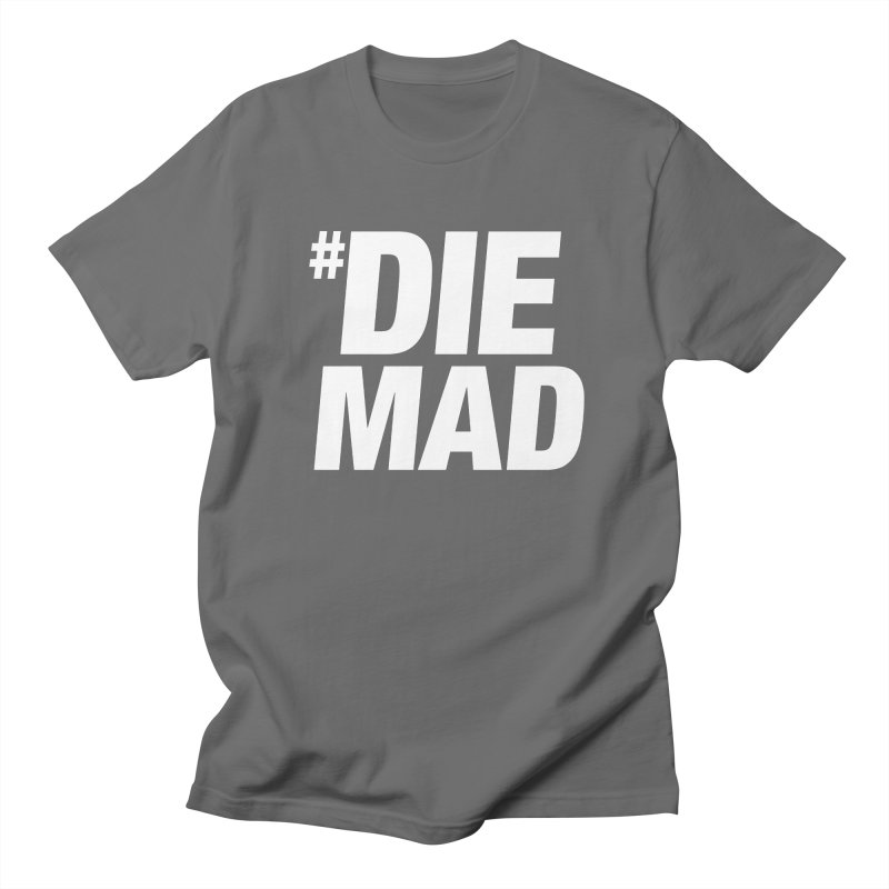 Die Mad Men's T-Shirt by Red Robot