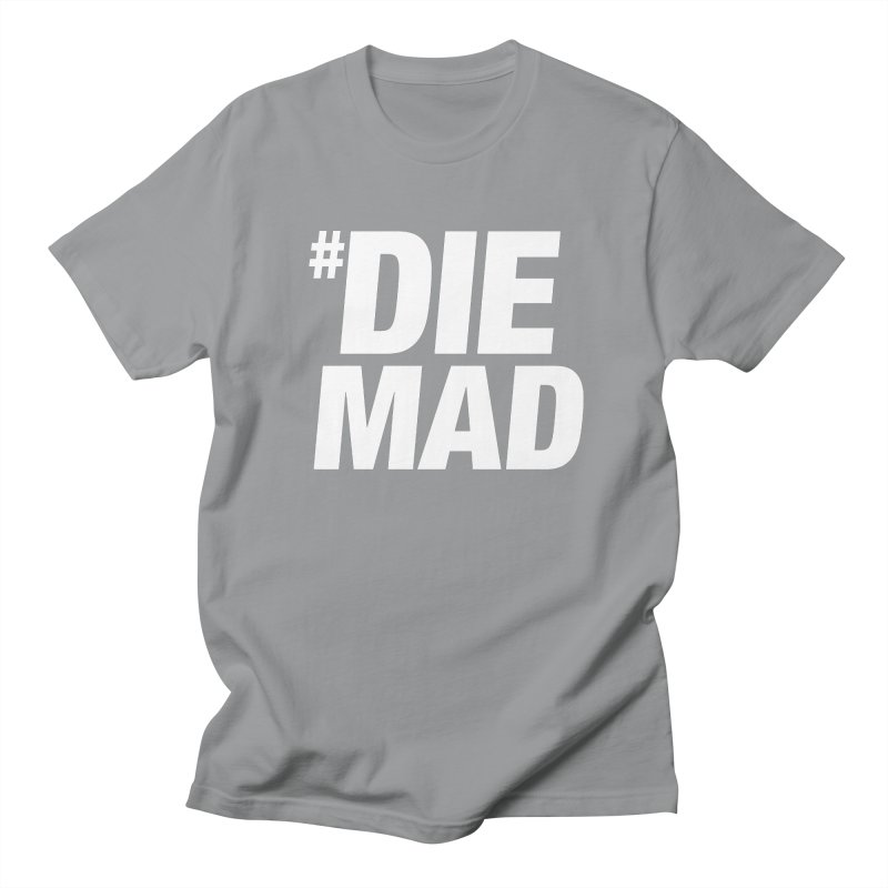 Die Mad Men's Regular T-Shirt by Red Robot