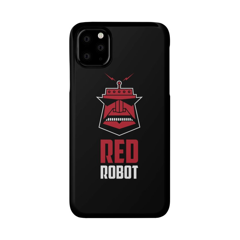 Red Robot Accessories Phone Case by Red Robot