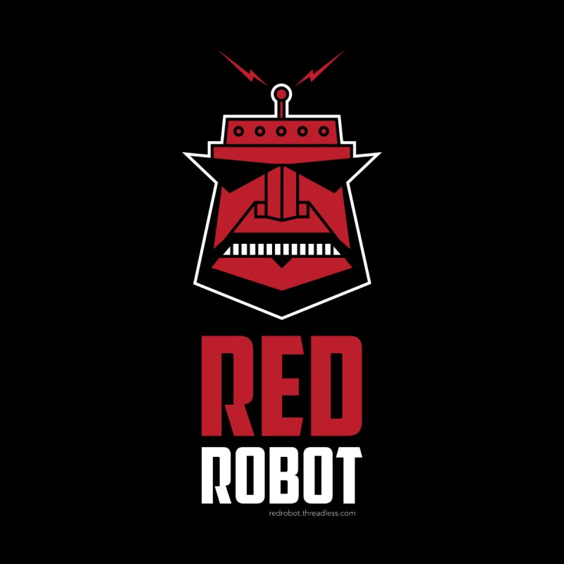 Red Robot Women's Pullover Hoody by Red Robot