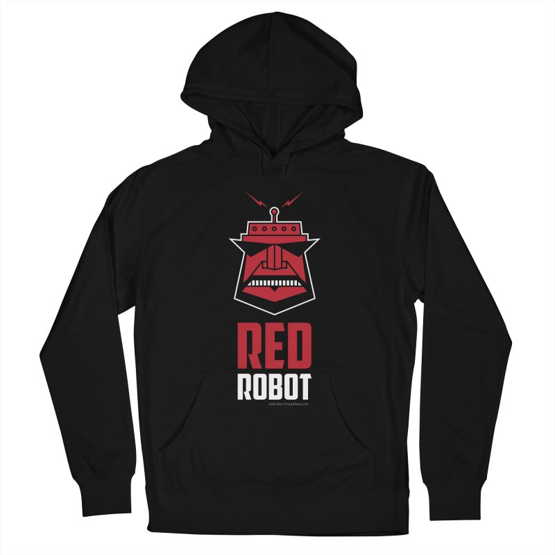 Red Robot Men's Pullover Hoody by Red Robot