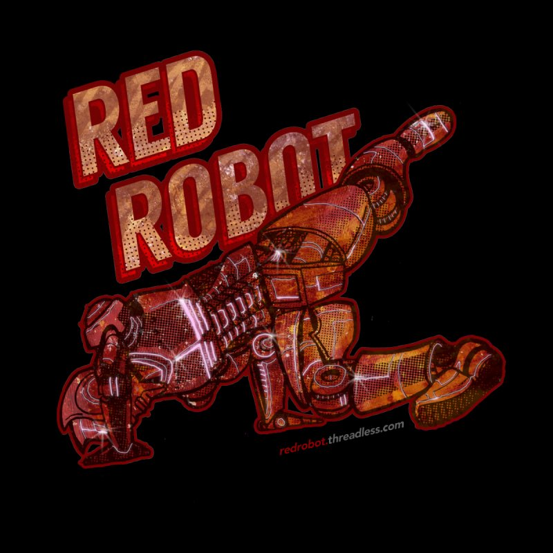 Red Robot BREAKDANCE! by Red Robot