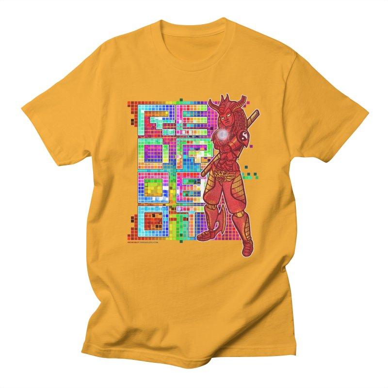 Red Robot: B-GIRLBOT Men's T-Shirt by Red Robot