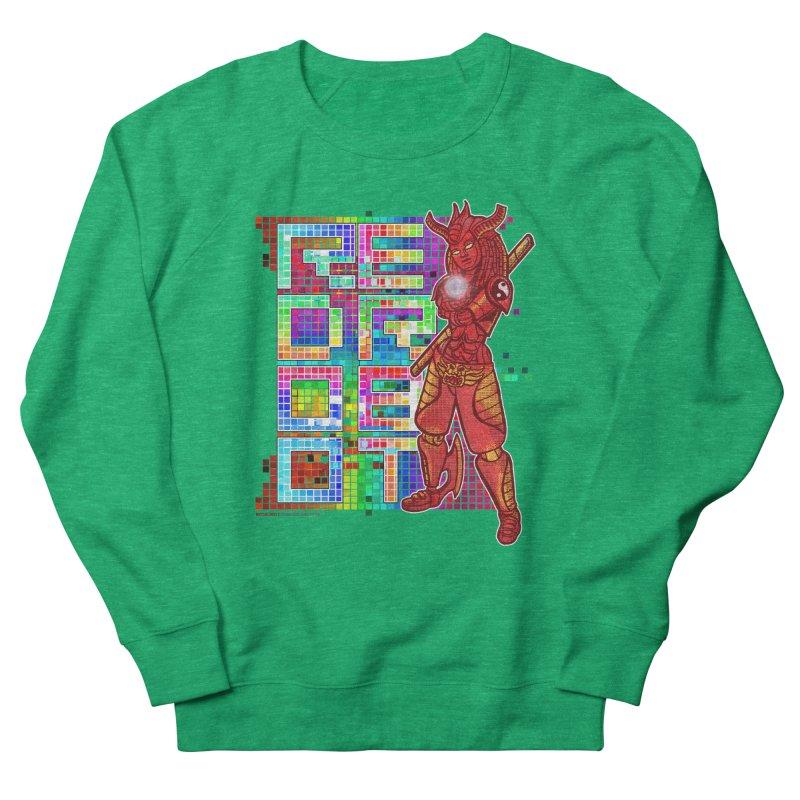 Red Robot: B-GIRLBOT Women's Sweatshirt by Red Robot