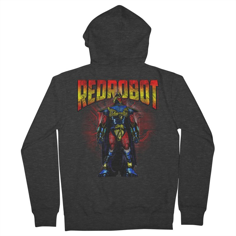 Red Robot Ronin Women's French Terry Zip-Up Hoody by Red Robot