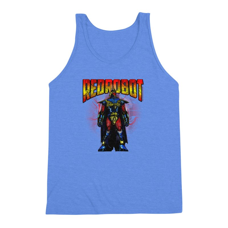 Red Robot Ronin Men's Triblend Tank by Red Robot