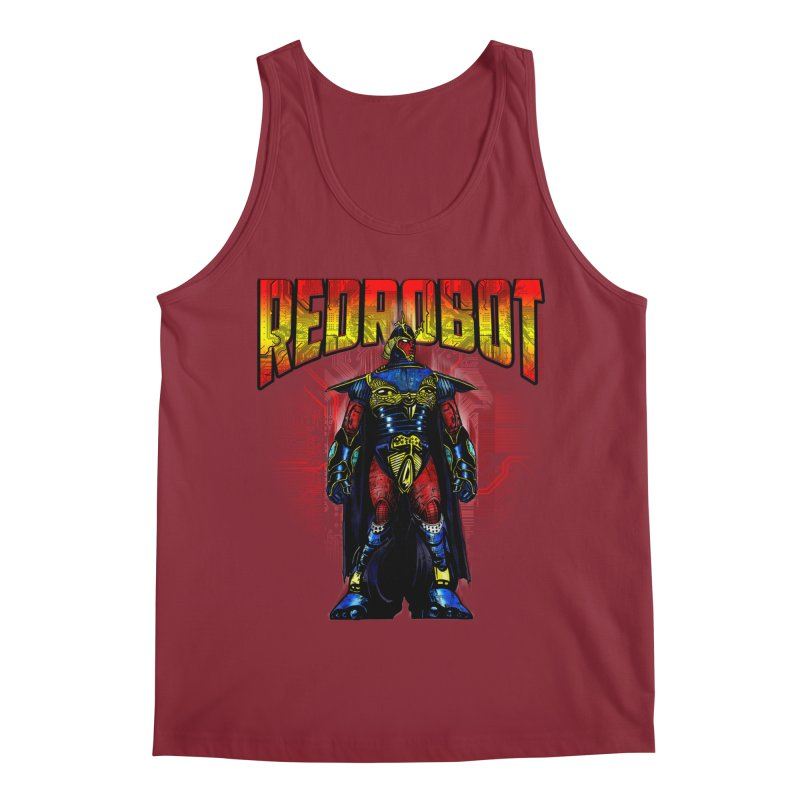Red Robot Ronin Men's Regular Tank by Red Robot