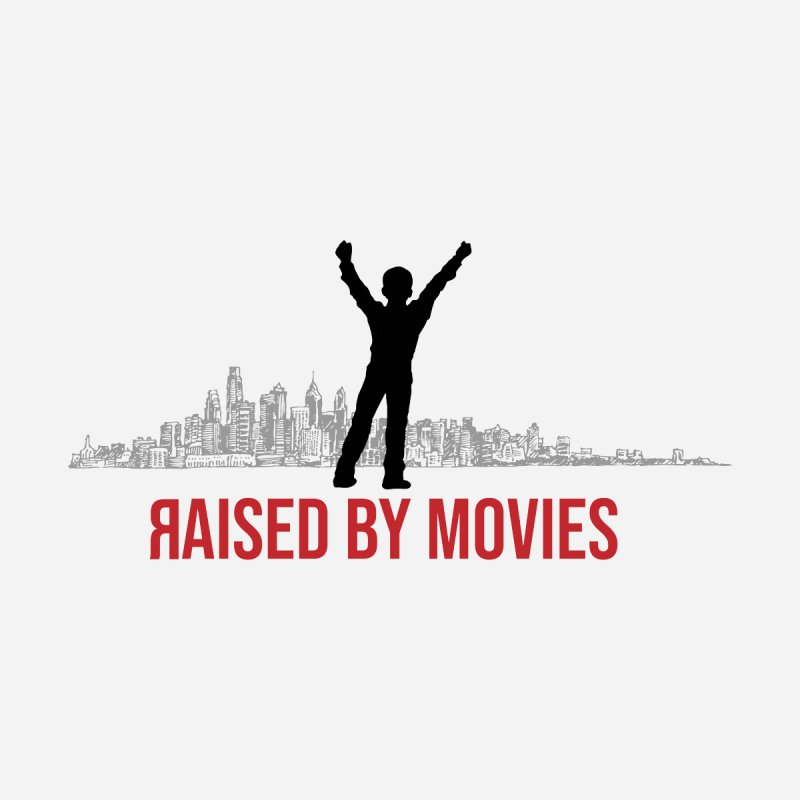 Raised by Movies Alternate Men's T-Shirt by redrum's Artist Shop