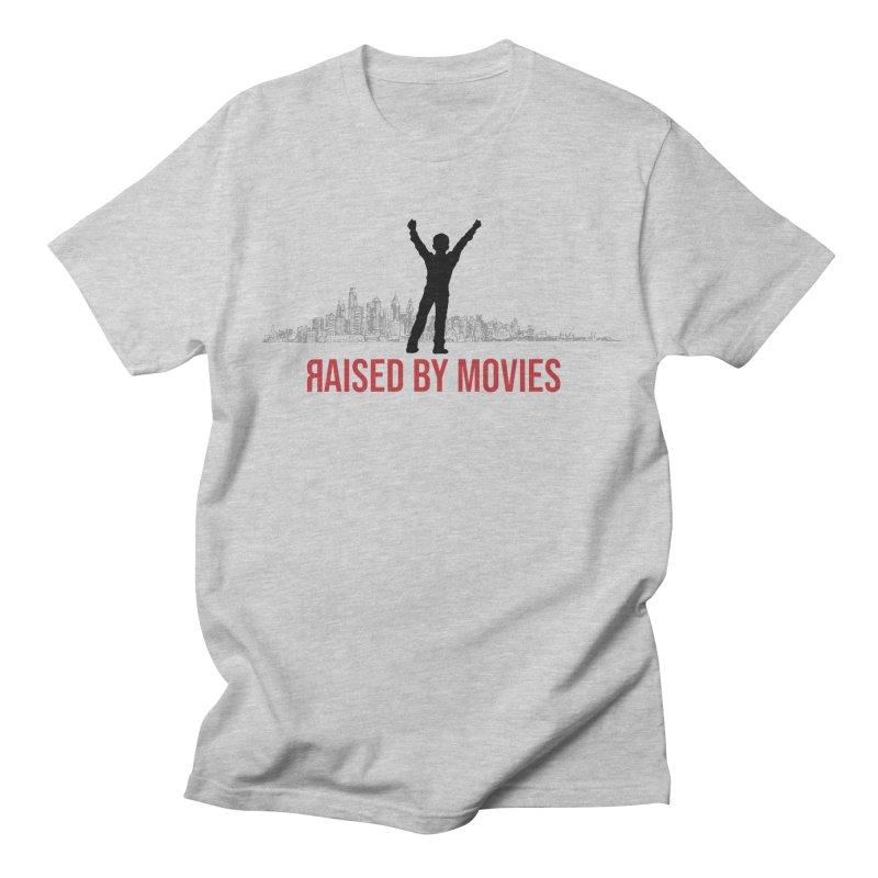 Raised by Movies Alternate Men's Regular T-Shirt by redrum's Artist Shop