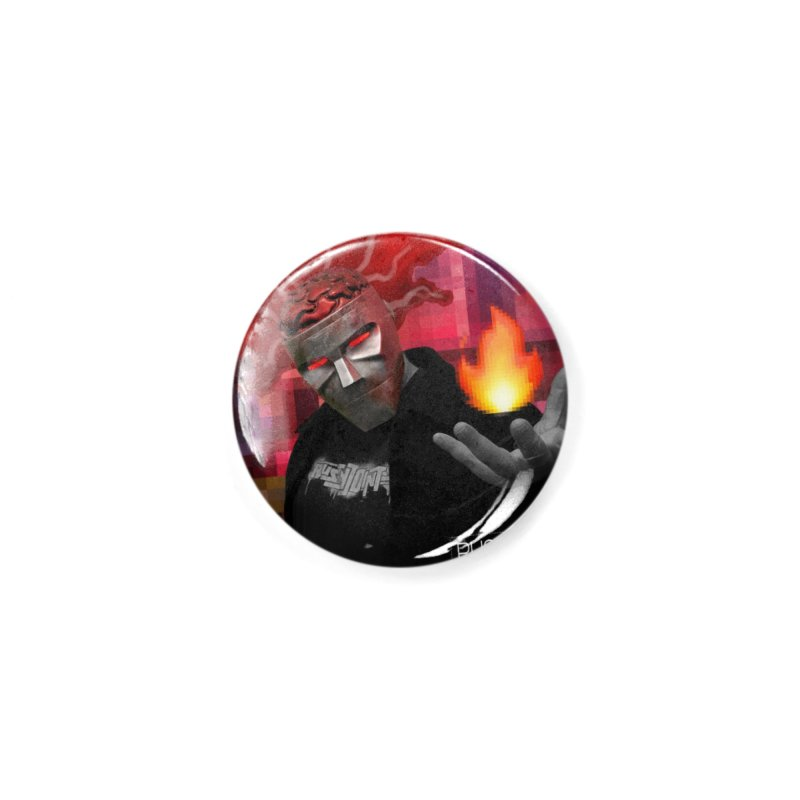 Rust Chips 004 (Cover Art) Accessories Button by Red Rust Rum - Shop