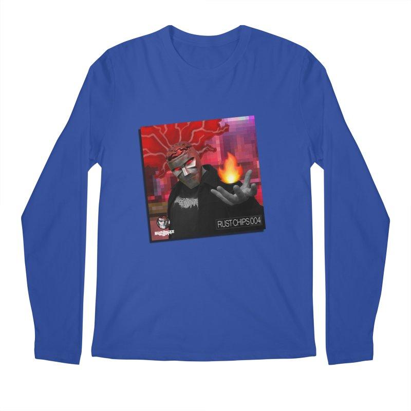 Rust Chips 004 (Cover Art) Men's Regular Longsleeve T-Shirt by Red Rust Rum - Shop