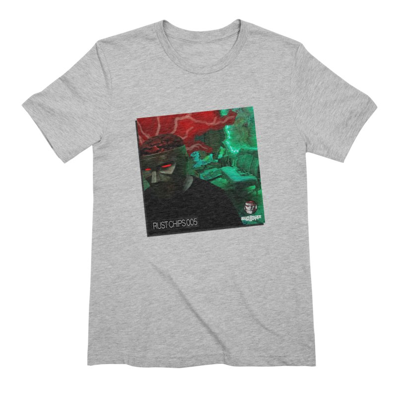 Rust Chips 005 (Cover Art) Men's Extra Soft T-Shirt by Red Rust Rum - Shop